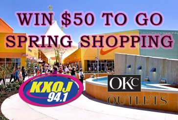 Win $50 To Go Spring Shopping