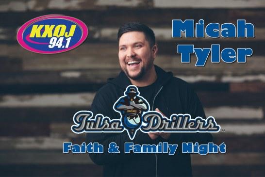 Tulsa Drillers Faith & Family Night