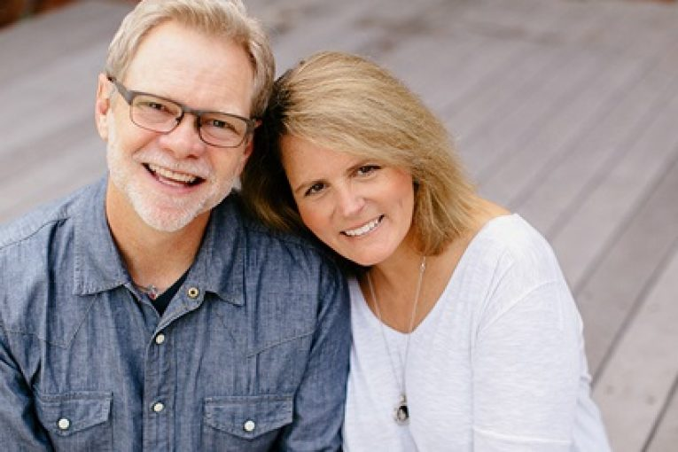 Steven Curtis Chapman and Mary Beth on with Dave and Katie!