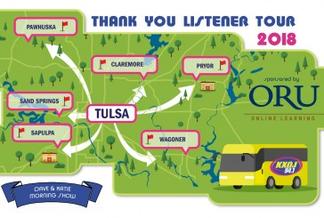 The Thank You Listener Tour