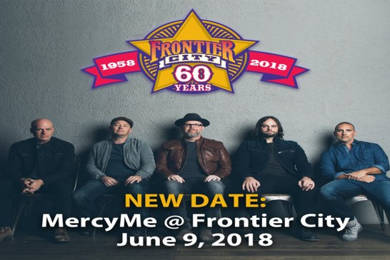 MercyMe at Frontier City