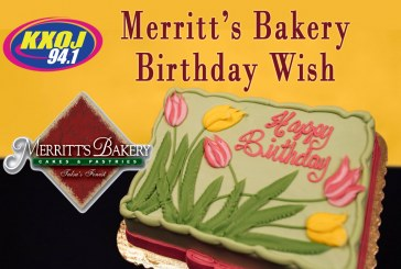 Merritt's Bakery Birthday Wish