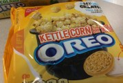 Dave and Katie taste test the new Oreo Kettle Corn Flavor!
