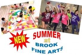 Brook Fine Arts Summer Camp 2018