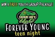 Teen Nights at Safari Joe's H2O