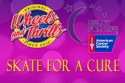 Wheels & Thrills Skate For A Cure