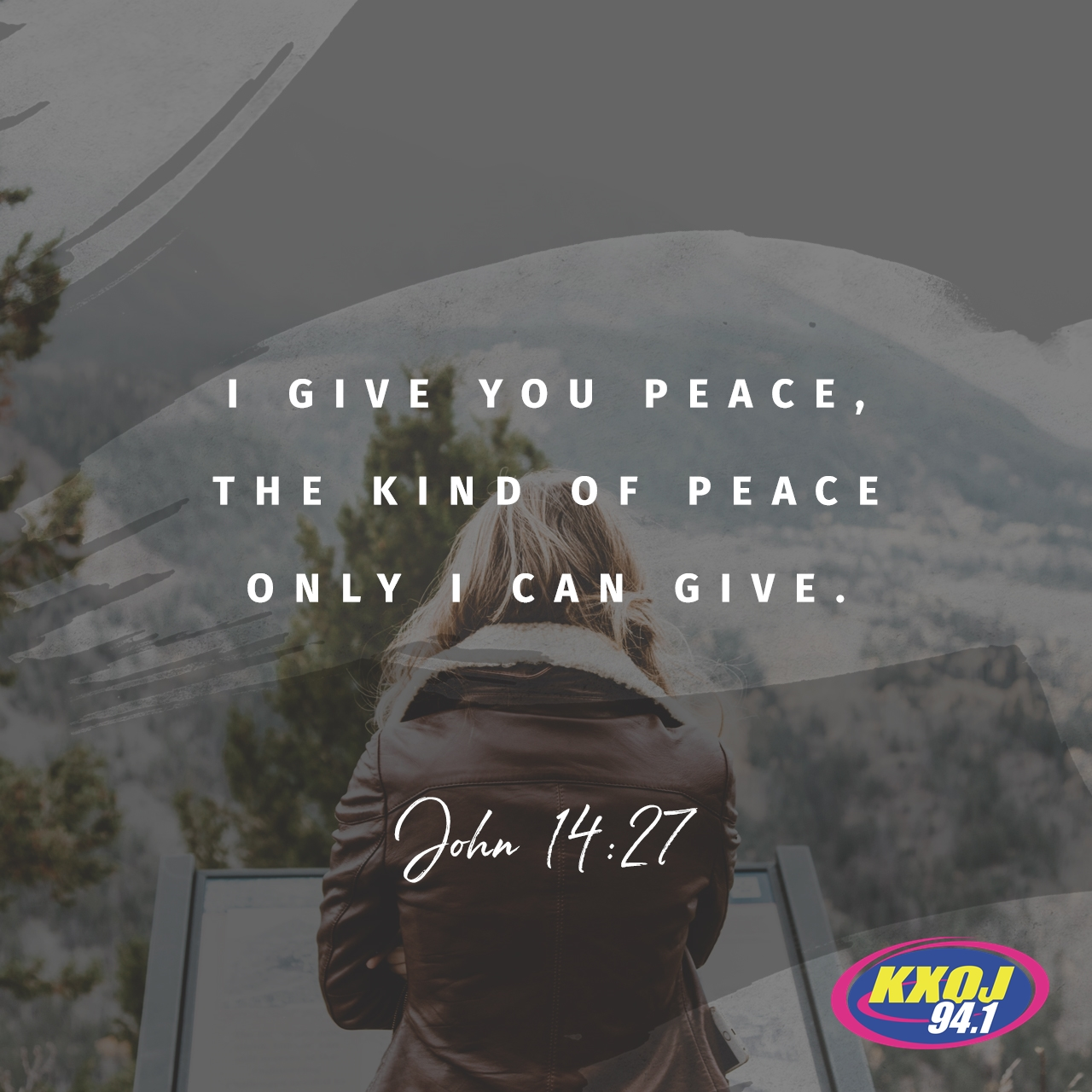 August 7th - John 14:27