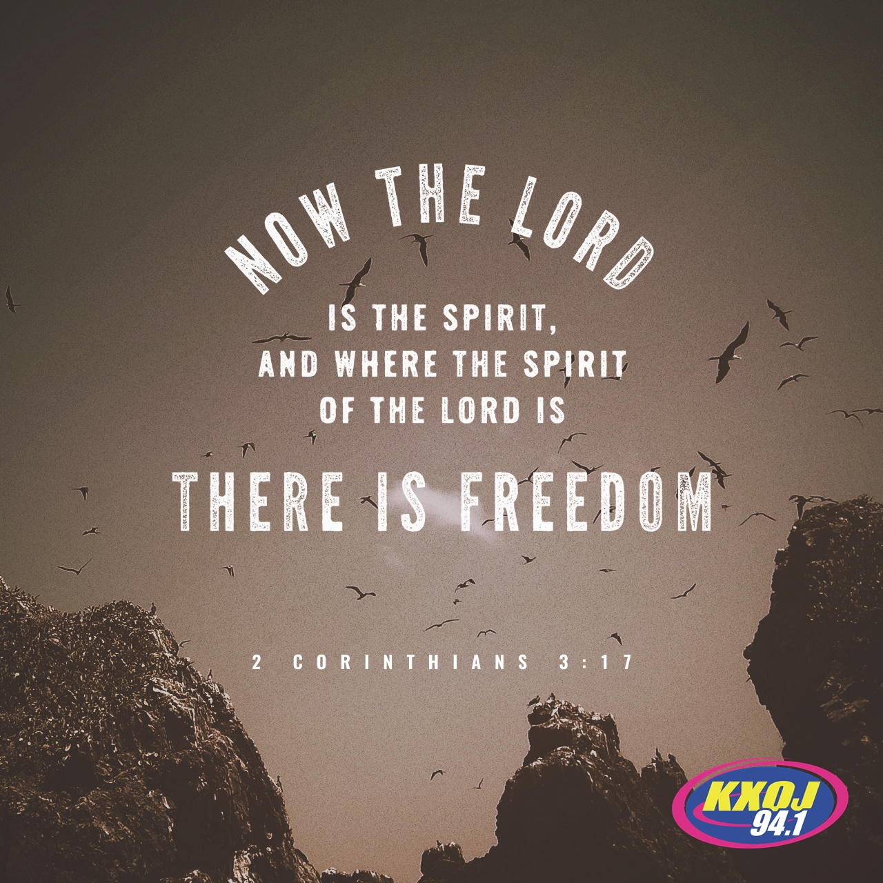 "5c37ac71c9cb 2 Corinthians 3 17. ""Now the Lord is the Spirit"