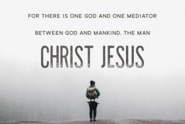 November 13th – 1 Timothy 2:5