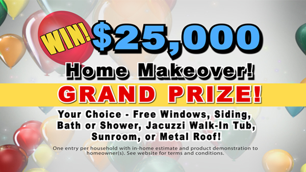 Win a $25K Makeover from Community Builders