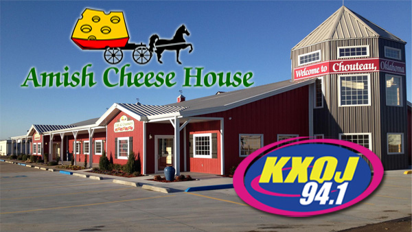 KXOJ At Amish Cheese House