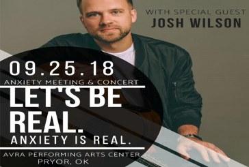 Josh Wilson Free Show
