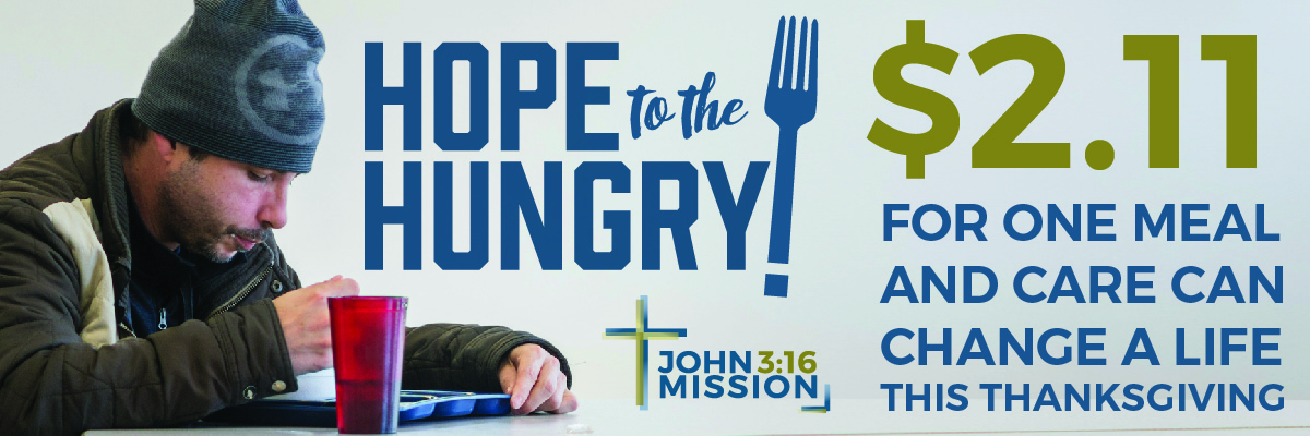 Hope To The Hungry