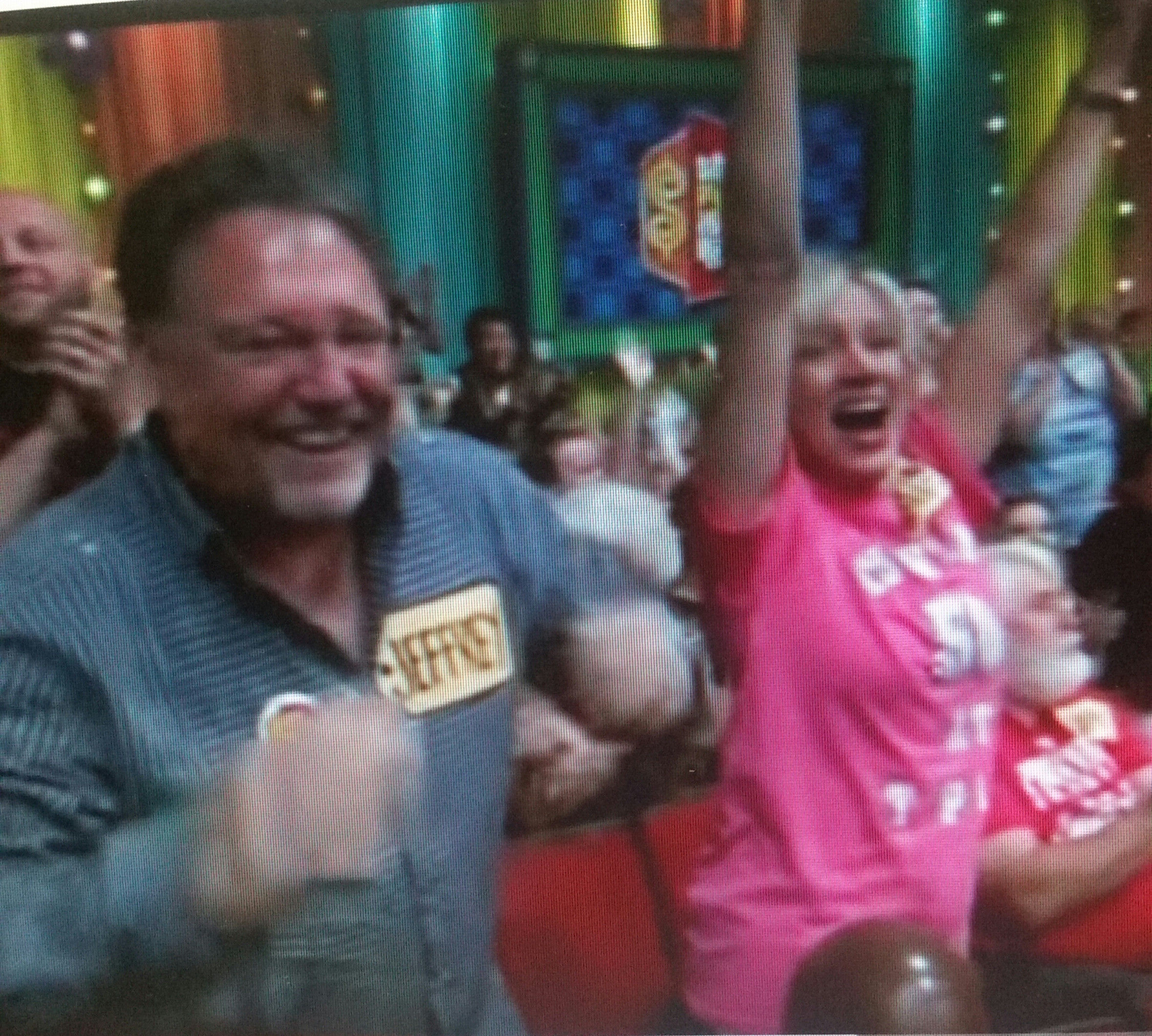 See if you can find Katie from the morning show on the Price is Right!