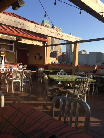 Who has the best Patio in Oklahoma!?