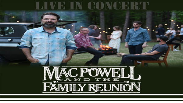 Mac Powell & The Family Reunion 4/28