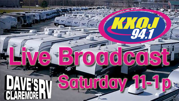 KXOJ At Dave's Claremore RV