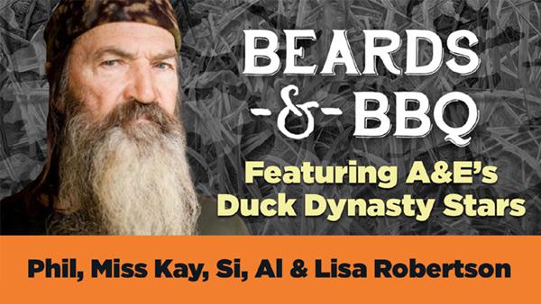 Beards & BBQ 4/23