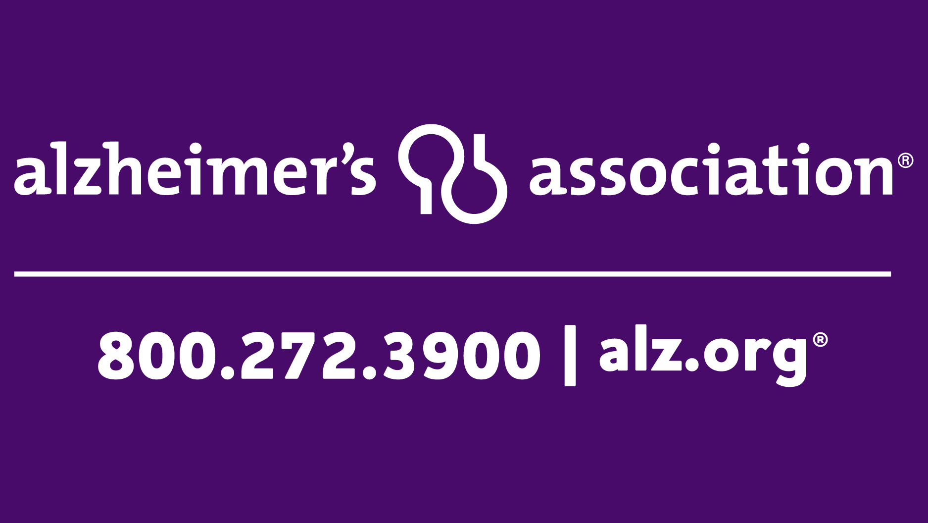 Alzheimer's affects so many of us. Find out how YOU can help!