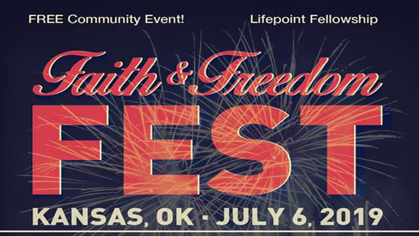 Faith & Freedom Fest 7/6