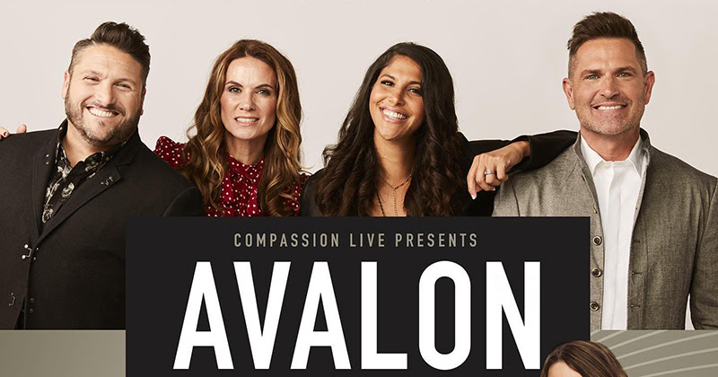 Avalon is coming to Owasso First Assembly in October! Dave spoke with Jody!