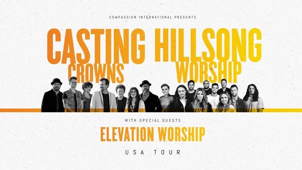 Casting Crowns/Hillsong Worship 11/2