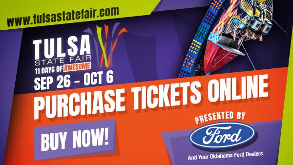 Tulsa State Fair 2019