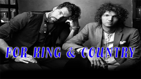 For King & Country 9/30