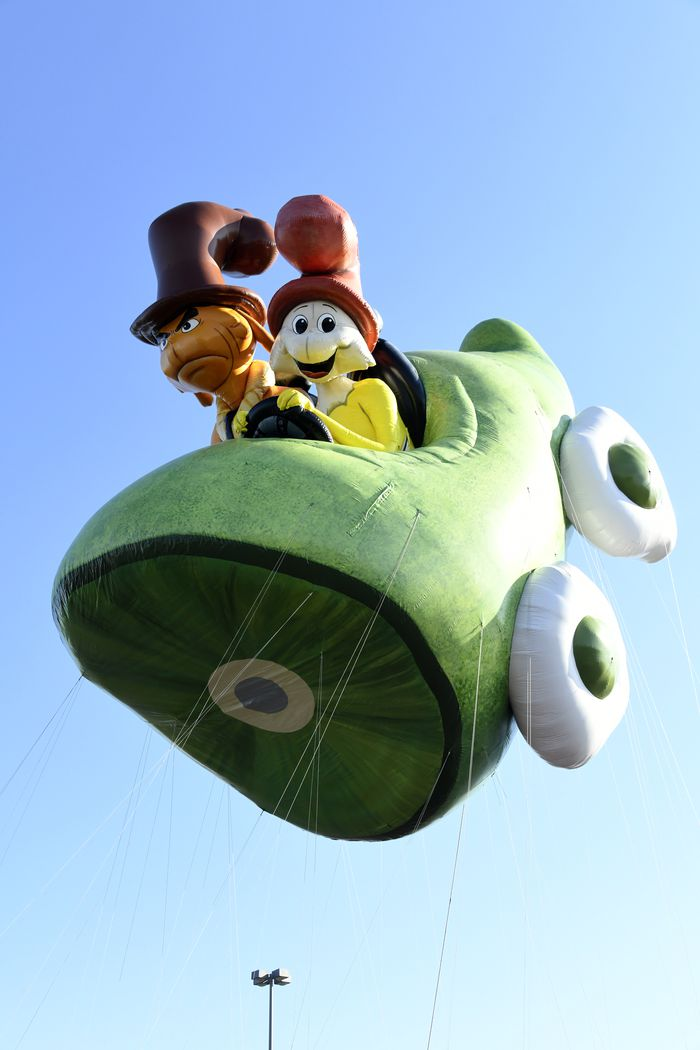 The Macy's Day Parade Welcomes new balloons for 2019