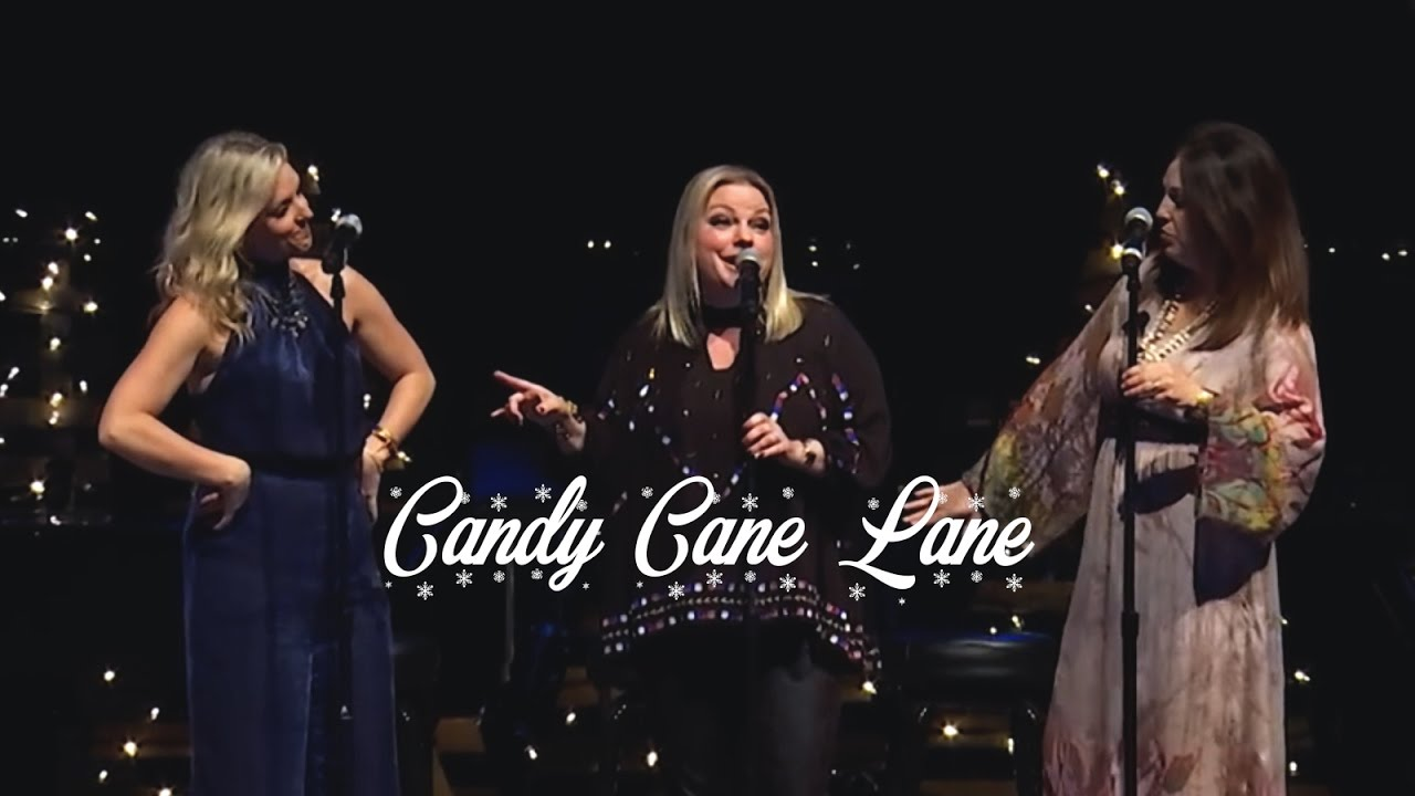 Hear Point of Grace Acoustic version of Candy Cane Lane