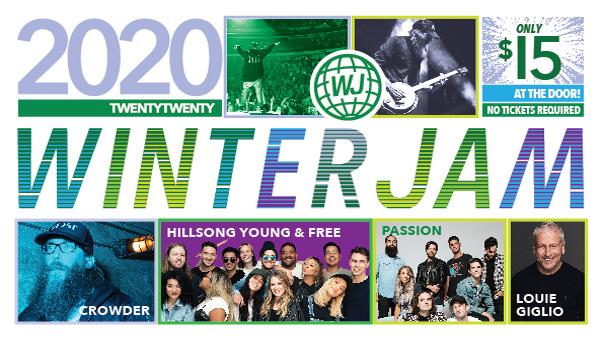 Winter Jam 2/8/20