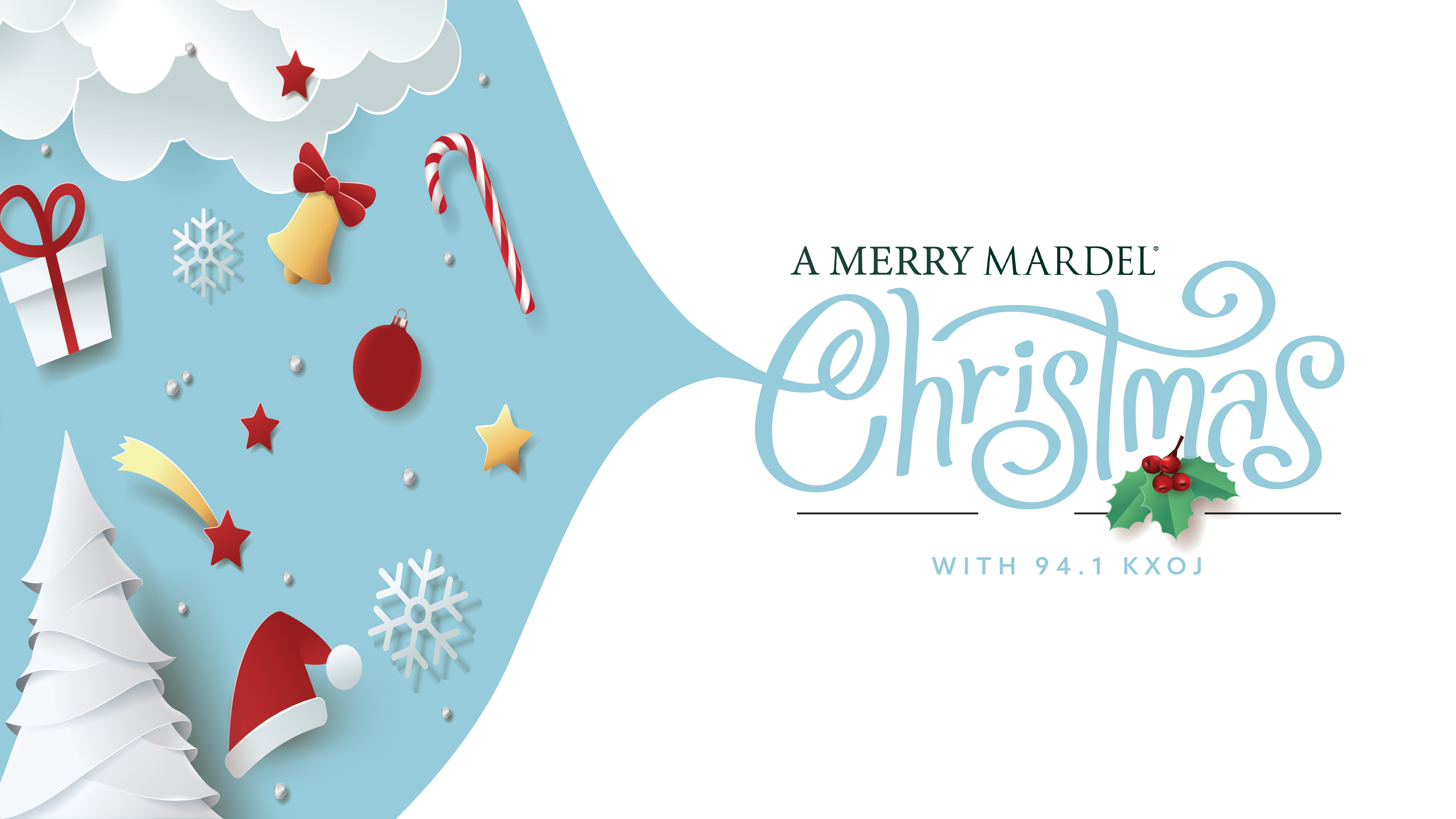 Win A Merry Mardel Christmas