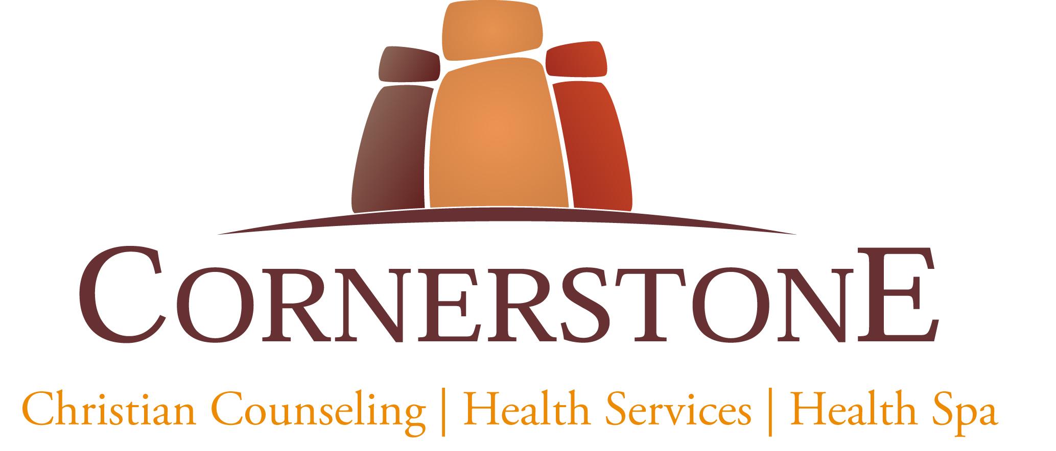 Cornerstone Logo w 3 services