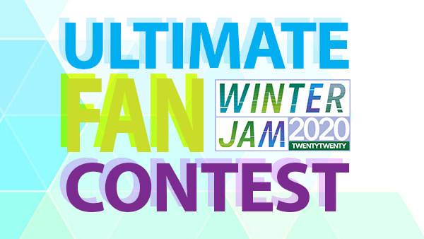 WinterJam Ultimate Fan Contest
