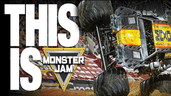 Monster Jam 3/28-29