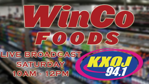 Winco Foods Live Broadcast