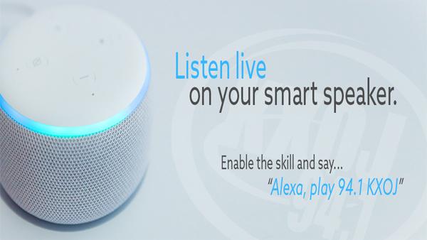 Listen To KXOJ Anywhere!