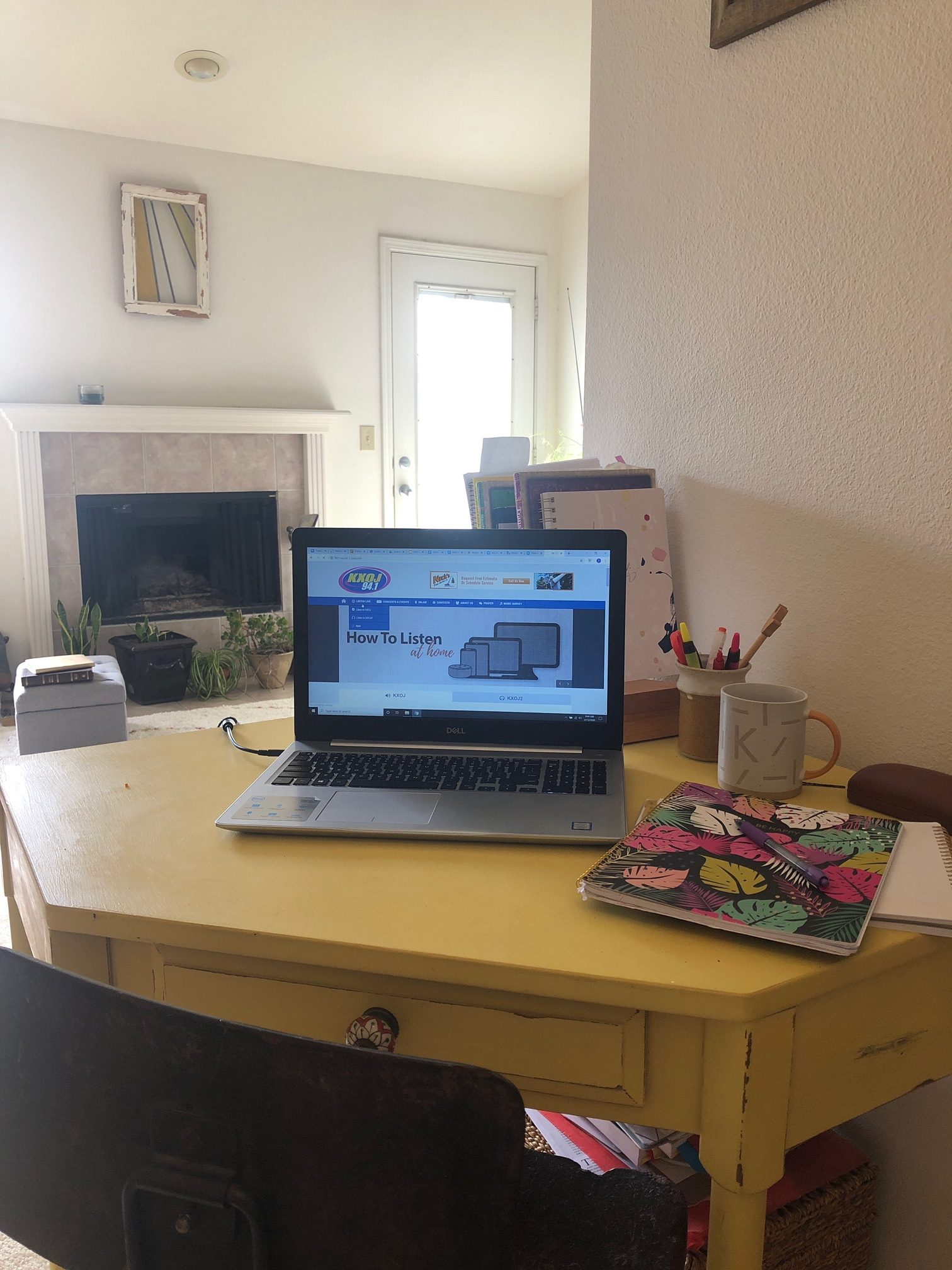Tips from others that have worked from home for years