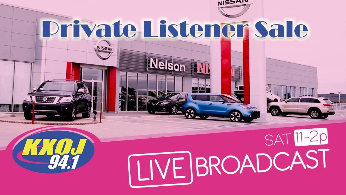 Private Listener Sale At Nelson Nissan