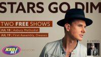 Stars Go Dim: 2 Free Shows!
