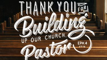 Hear some great Pastor Shout Outs here! Add YOURS to the comments!