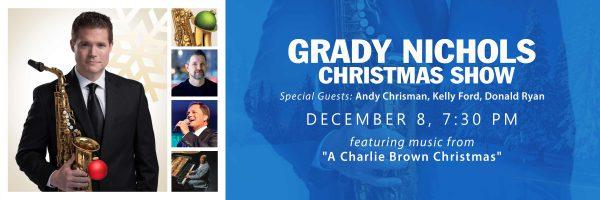 Grady Nichols Christmas Show – 94.1 KXOJ