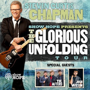 Steven Curtis Chapman calls Dave and Heather!