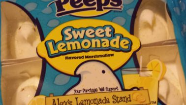 The Great Peep Taste Test as heard with Dave and Heather