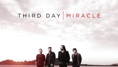 Our interview with Tai from Third Day!