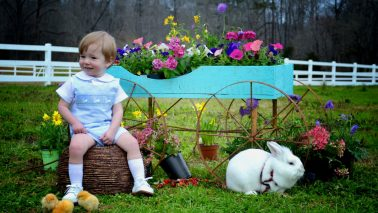 FAVORITE THINGS ABOUT EASTER SONG