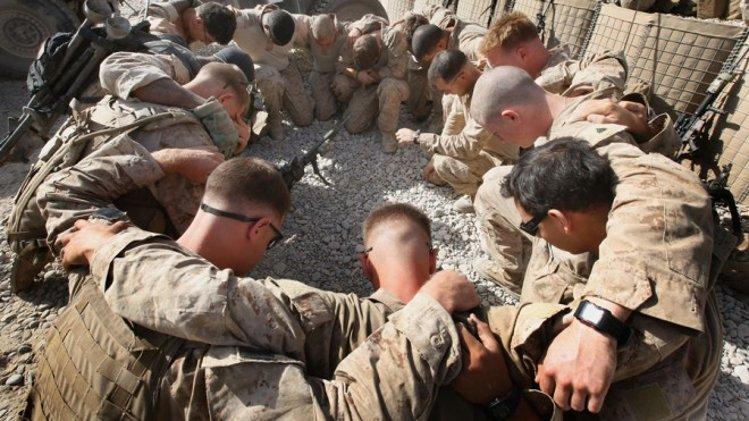 Thankful to those who serve