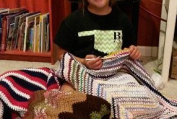 Briley's Blankets of Love!