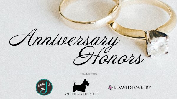 Anniversary Honors
