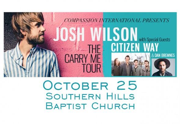 Josh Wilson calls the morning show!